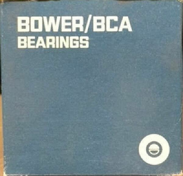 BOWER 65320 TAPERED ROLLER BEARING