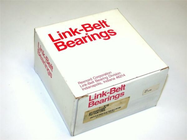 BRAND NEW IN BOX LINK-BELT MOUNTED BALL BEARING 1-3/16