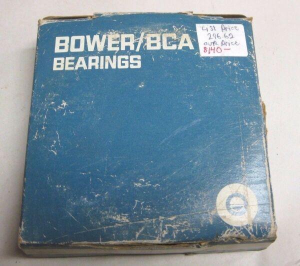 half price -- 313 Bower BCA single row ball bearing