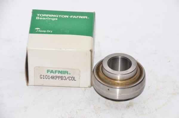 G1014KPPB3 Fafnir New Ball Bearing Insert