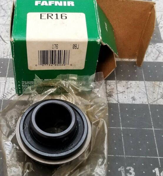 Timken (Fafnir) ER16 Ball Insert Bearing Set Screw Collar [C1B2]