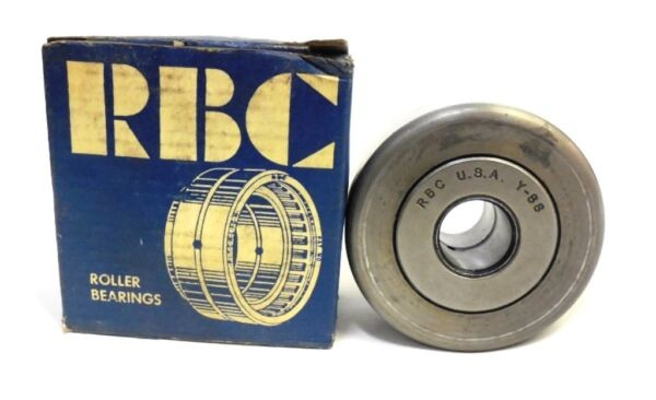 ROLLER BEARING COMPANY, Y-88, SELF ALIGNING, UNSEALED