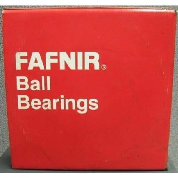 FAFNIR 7212WDU ANGULAR CONTACT BALL BEARING
