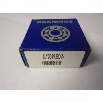 BOWER M12649 - Tapered Roller Bearing, CONE Only