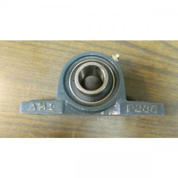 NEW AMI Asahi Bearing, P206, 2 Bolt Mounting, Bearing # UC206-19, OLD STOCK
