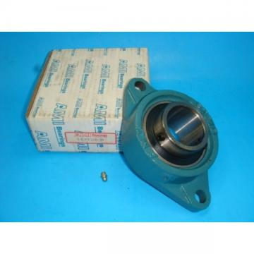 """1 NEW AMI UCFT210-30 1 7/8"""" SHAFT DIA. 2-Bolt Flange Bearing NEW IN FACTORY BOX"""