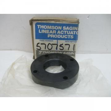 Thomson Industries 5707571 Flange/Bushing Bearing 38MM Bore 82MM OD New