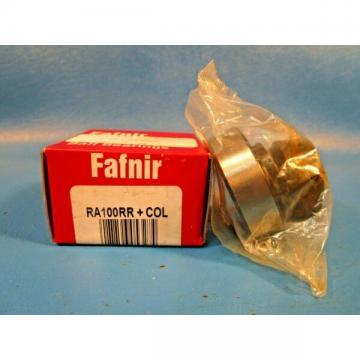 Fafnir RA100RR+COL Wide Inner Ring Bearing, Eccentric Collar (Timken)